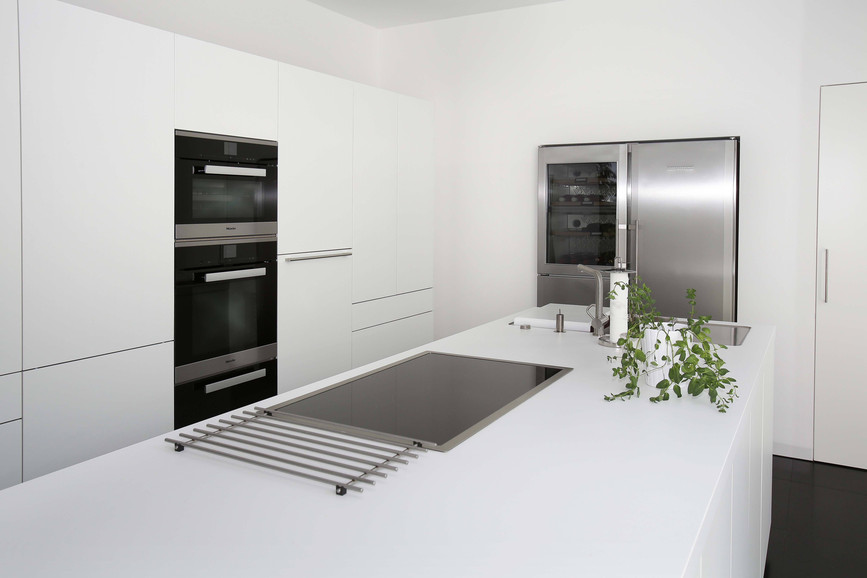 Küchenblock mit Kochfeld