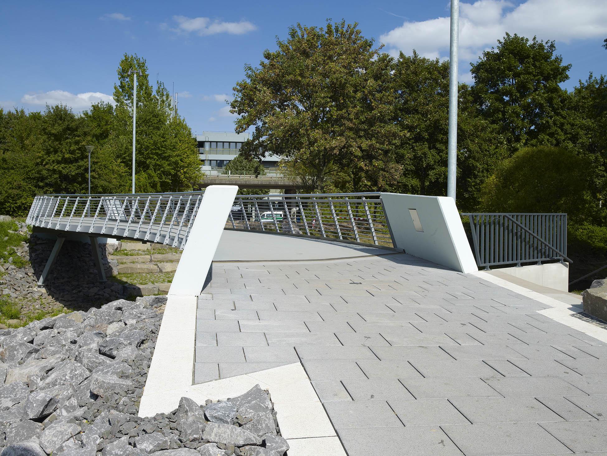 Brücke über die Theo, Lebach